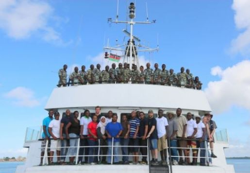 Marine research expedition kicks off