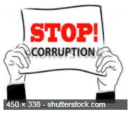 Anti Corruption Message